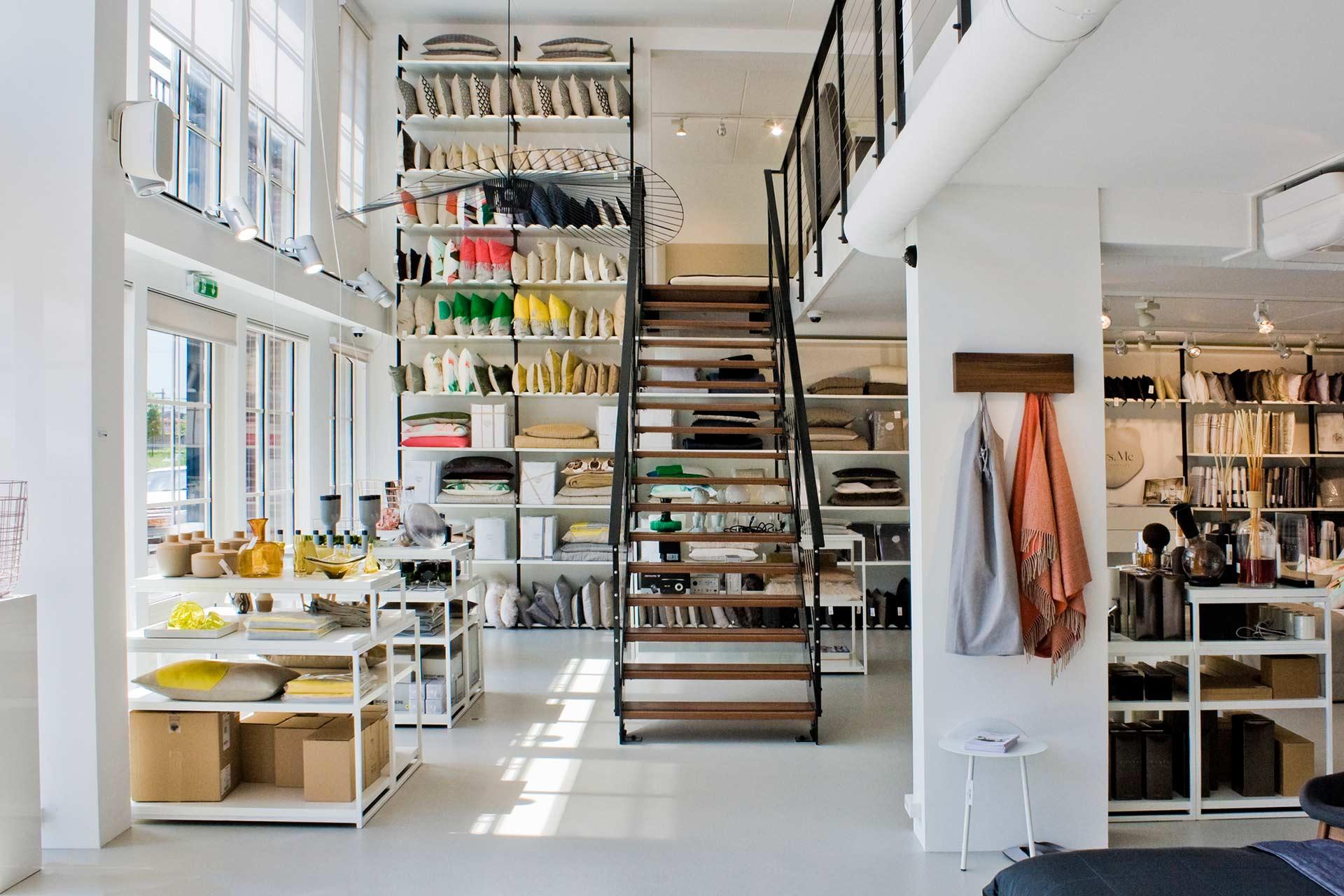 design beddenzaak Bed Habits in Amsterdam