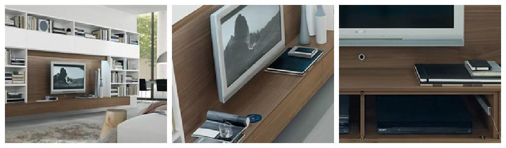 wandkast tv paneel