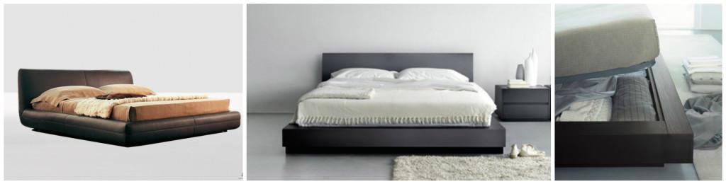 6 bed met opbergruimte