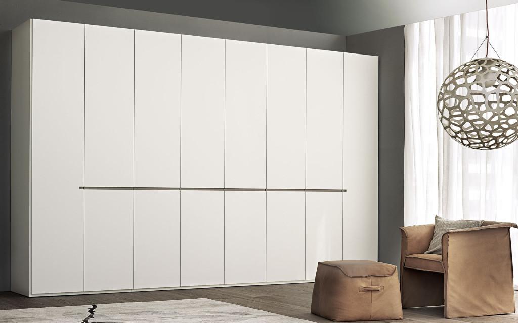 In 5 stappen de perfecte garderobekast slaapkamer design - Designer kledingkast ...