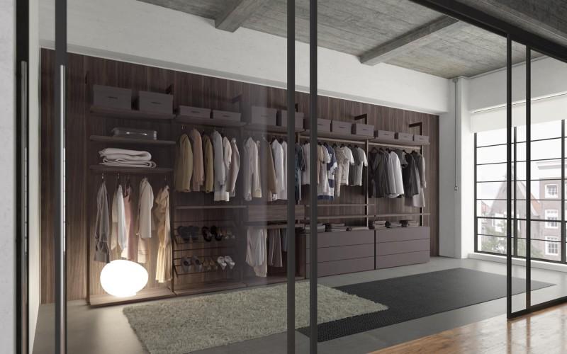 Perfecte Kamer Inloopkast : In 5 stappen de perfecte garderobekast slaapkamer design