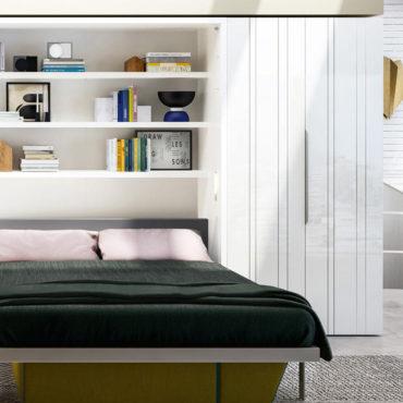 uitklapbaar bed als logeerbed