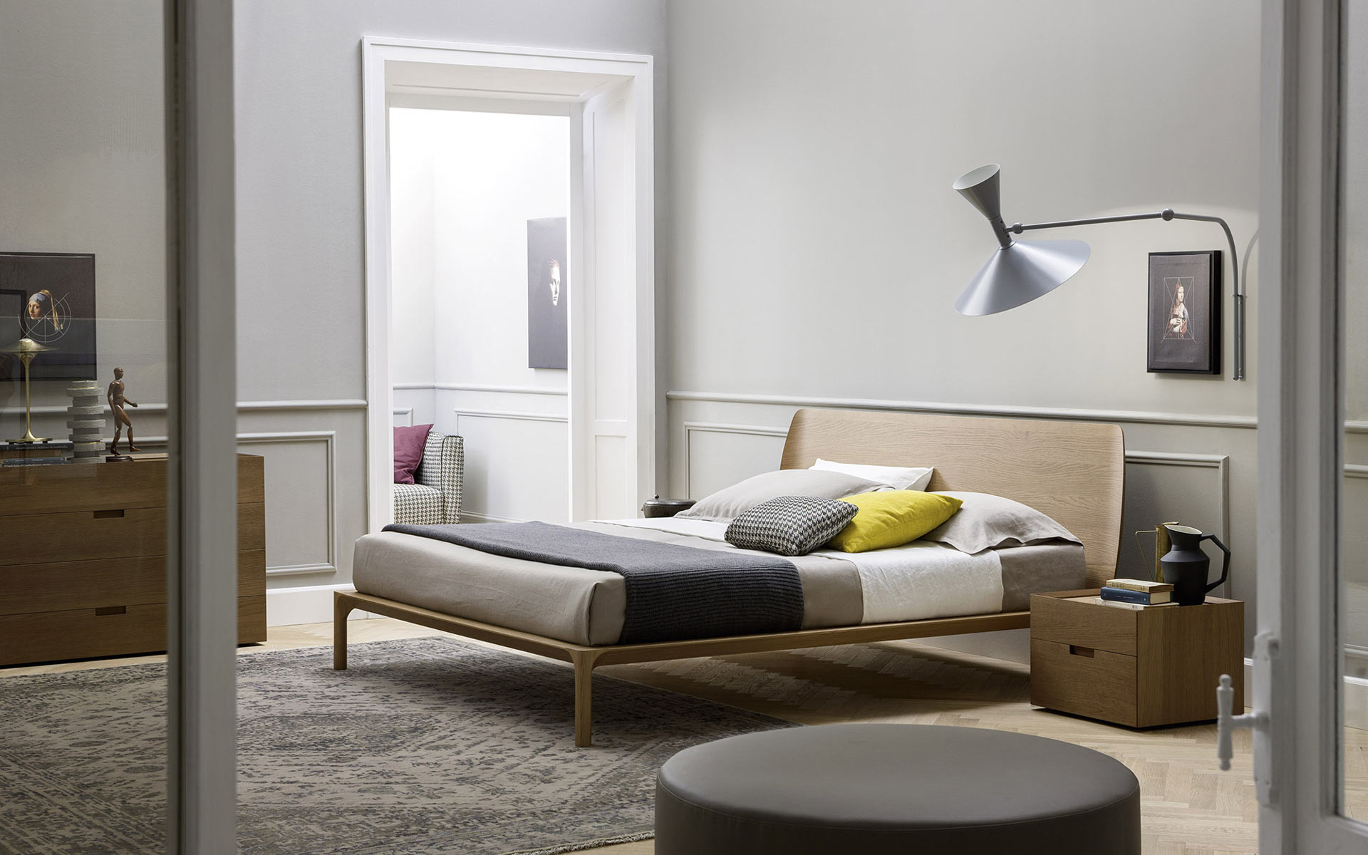 Slaapkamer Massief Hout : SLAAPKAMER DESIGN - Blog van Bed Habits, de ...