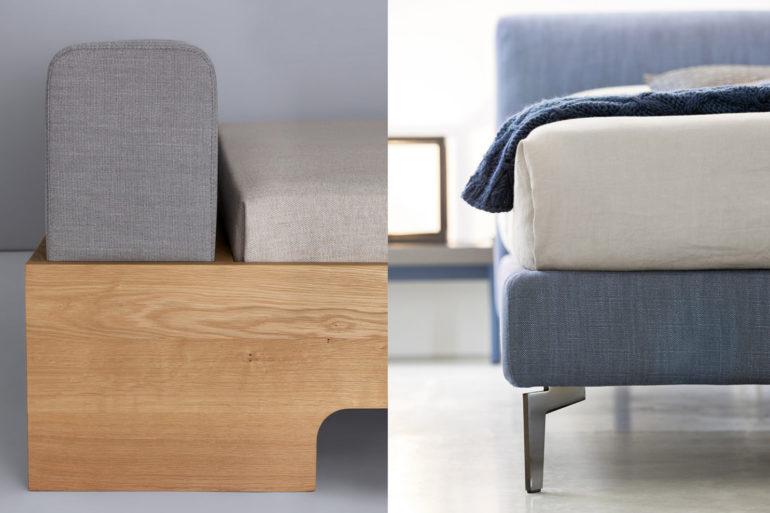 houten of stoffen bedombouw bed habits