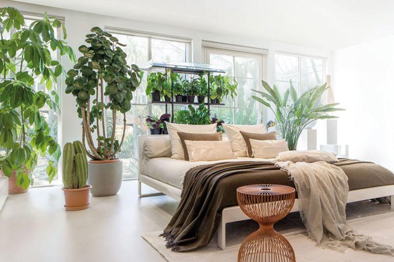 Design Je Slaapkamer : Interieurtrend groen in je slaapkamer slaapkamer design