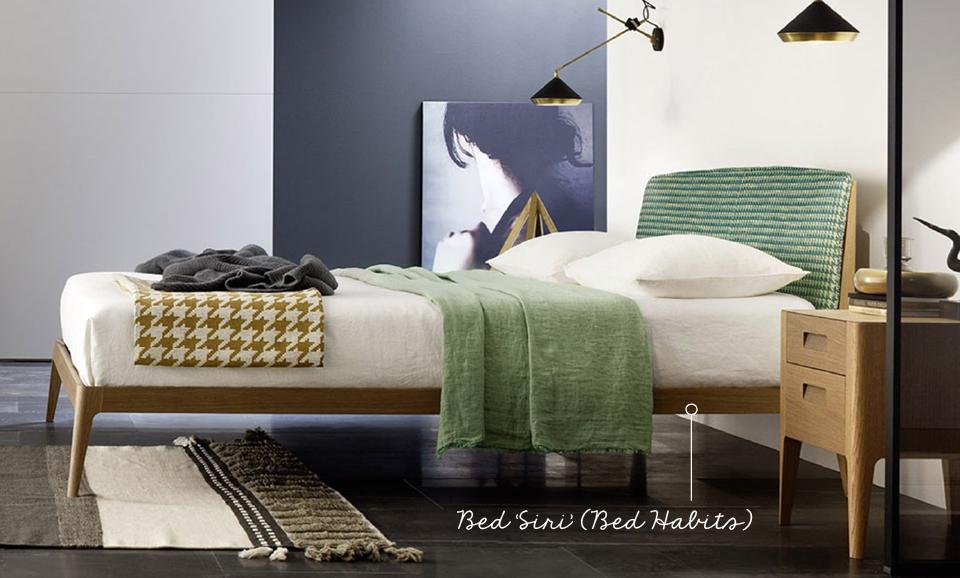 Interieurtrend 2017; groen in je slaapkamer! - SLAAPKAMER DESIGN