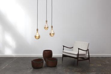 duurzame design lamp talaled
