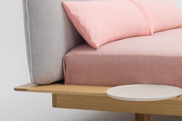 hoe kies je de juiste stof voor je bed of stoel slaapkamer design