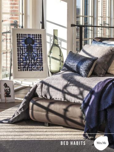 expositie Pillow Talk bij Bed Habits