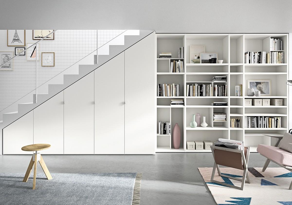 Garderobekast onder de trap