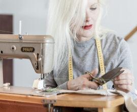 lianne ernst van home couture merk Mrs.Me